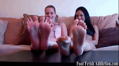 Foot Fetish Addiction free