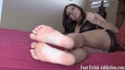 Foot Fetish Addiction password