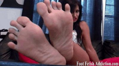 Foot Fetish Addiction tube